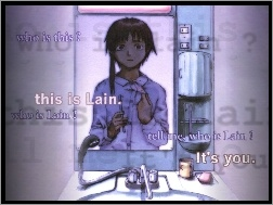 zlew, Serial Experiments Lain, lustro